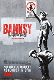 Banksy Does New York (2014) 720p