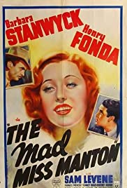 The Mad Miss Manton (1938) Poster - Movie Forum, Cast, Reviews