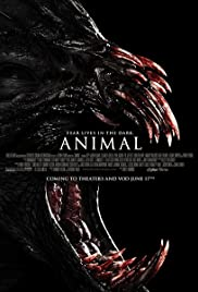 Animal (2014) Poster - Movie Forum, Cast, Reviews