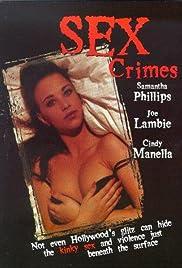 Sex crimes 1992
