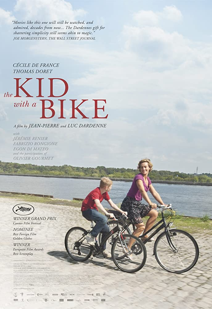 فيلم The Kid with a Bike مترجم