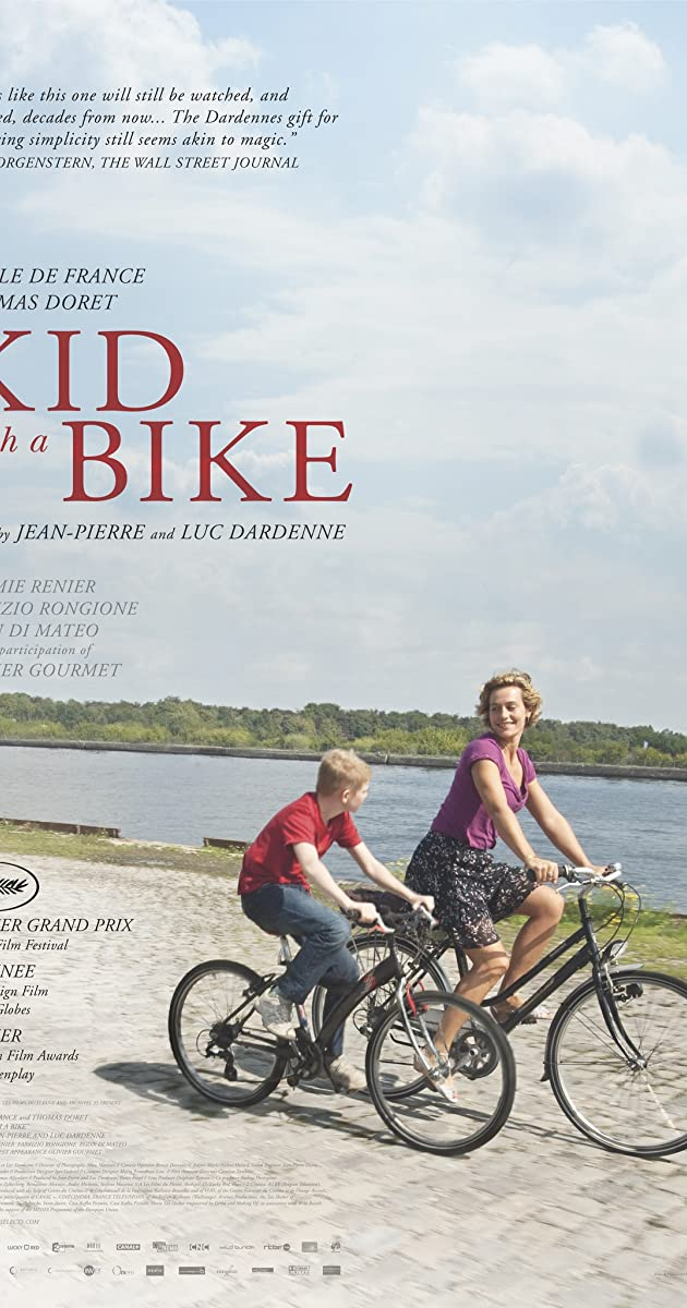 Subtitle of The Kid with a Bike