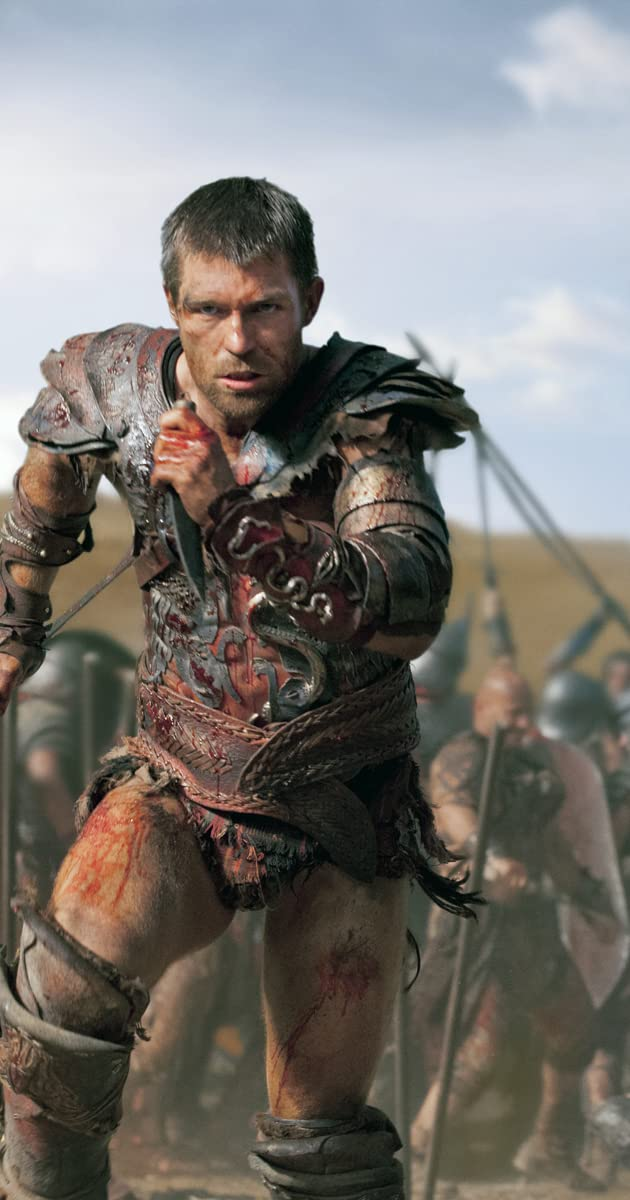 Ultimate guide to starz 'spartacus' | geeks.