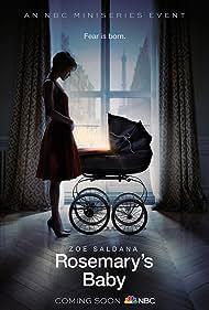 Zoe Saldana in Rosemary's Baby (2014)