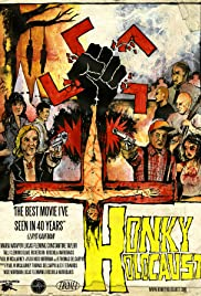 Honky Holocaust Poster