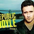 Allan Hawco in Republic of Doyle (2010)