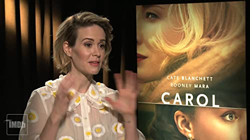 Sarah Paulson on Her First Time Being on Camera in First IMDb Credit