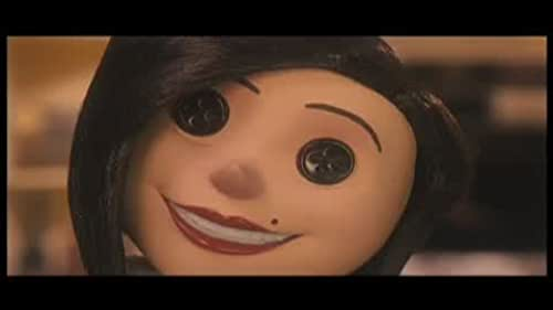 Coraline - The first trailer for the upcoming 3D stop-motion animated film.