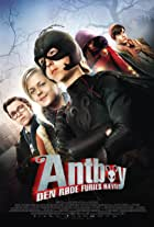 Antboy II: Revenge of the Red Fury