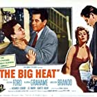 Glenn Ford, Gloria Grahame, and Jeanette Nolan in The Big Heat (1953)