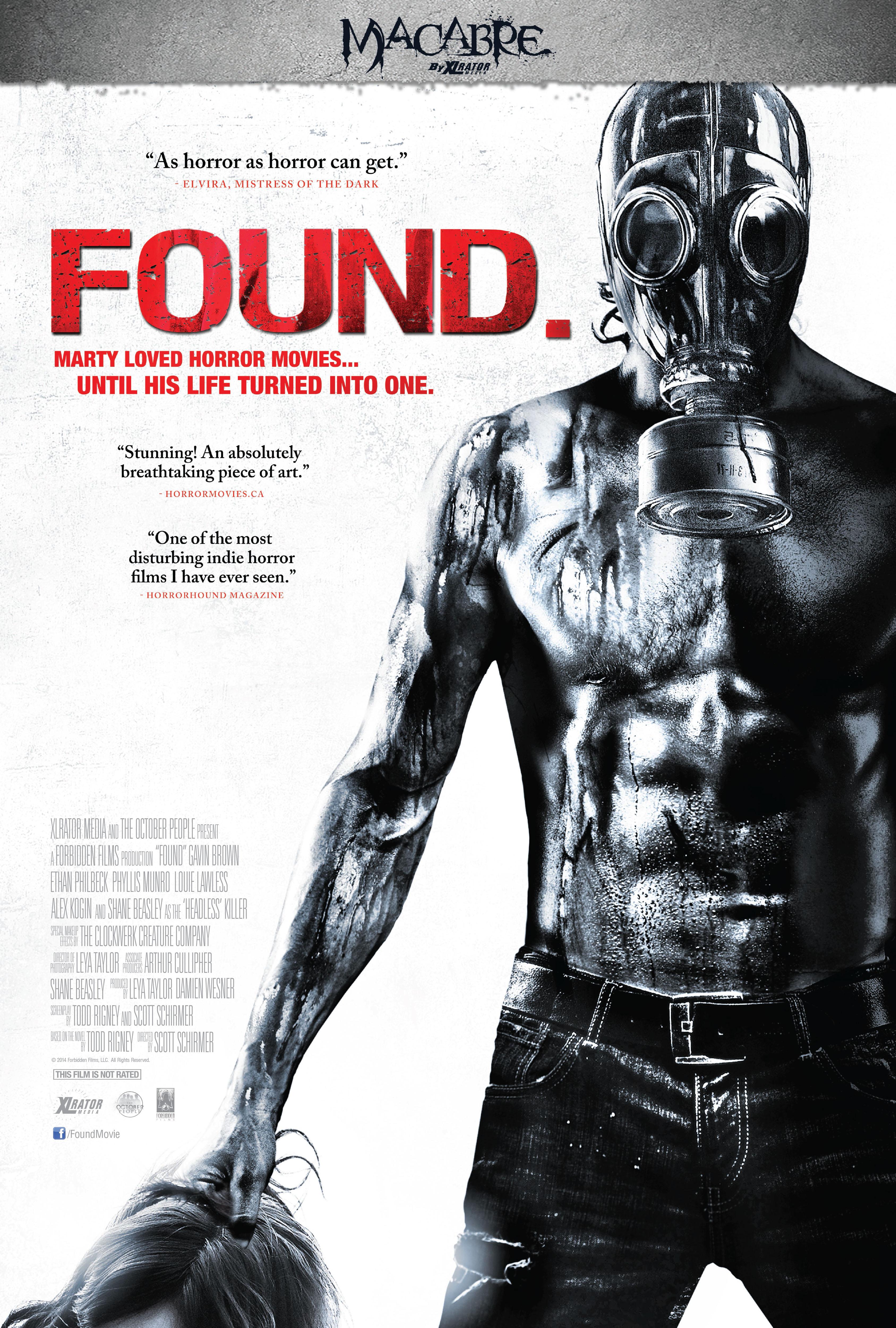Found (2012) - IMDb