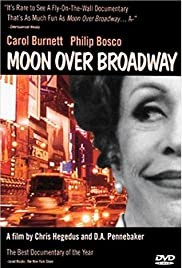 Moon Over Broadway(1997) Poster - Movie Forum, Cast, Reviews
