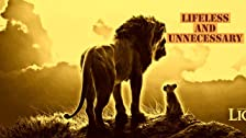 The Lion King (2019) is a Lifeless Mess