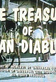 The Treasure of San Diablo Poster