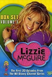 Lizzie McGuire Box Set: Volume One - Bonus Material Poster