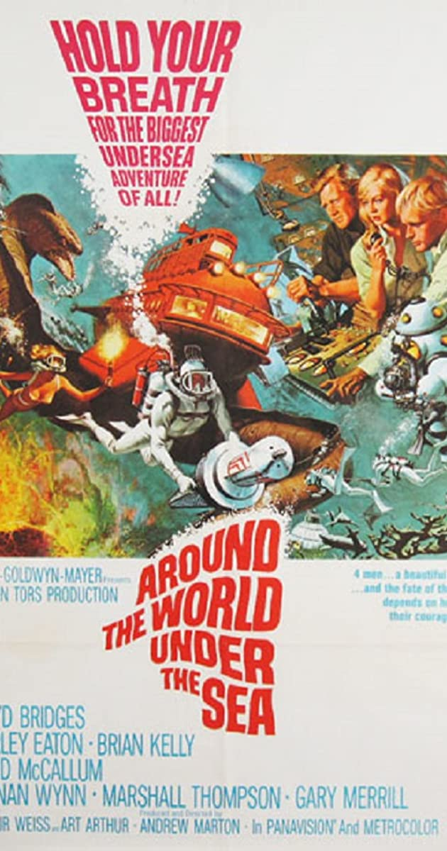 Around the World Under the Sea (1966) Subtitles