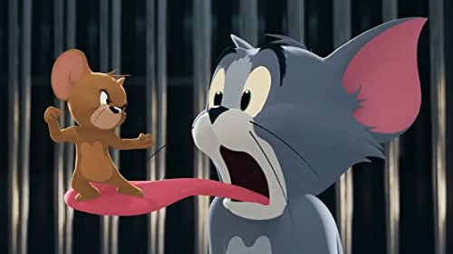 """One of the most beloved rivalries in history is reignited when Jerry moves into New York City's finest hotel on the eve of """"the wedding of the century,"""" forcing the event's desperate planner to hire Tom to get rid of him, in director Tim Story's """"Tom & Jerry.""""  The ensuing cat and mouse battle threatens to destroy her career, the wedding and possibly the hotel itself. But soon, an even bigger problem arises: a diabolically ambitious staffer conspiring against all three of them."""