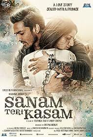 Harshvardhan Rane and Mawra Hocane in Sanam Teri Kasam (2016)