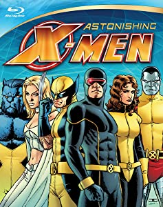 The movies torrent download Astonishing X-Men USA [1280x960]