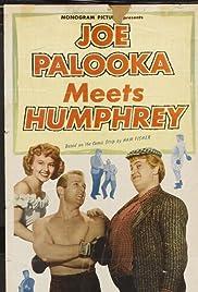 Joe Palooka Meets Humphrey Poster