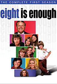 Willie Aames, Betty Buckley, Grant Goodeve, Dianne Kay, Connie Needham, Lani O'Grady, Adam Rich, Susan Richardson, Dick Van Patten, and Laurie Walters in Eight Is Enough (1977)