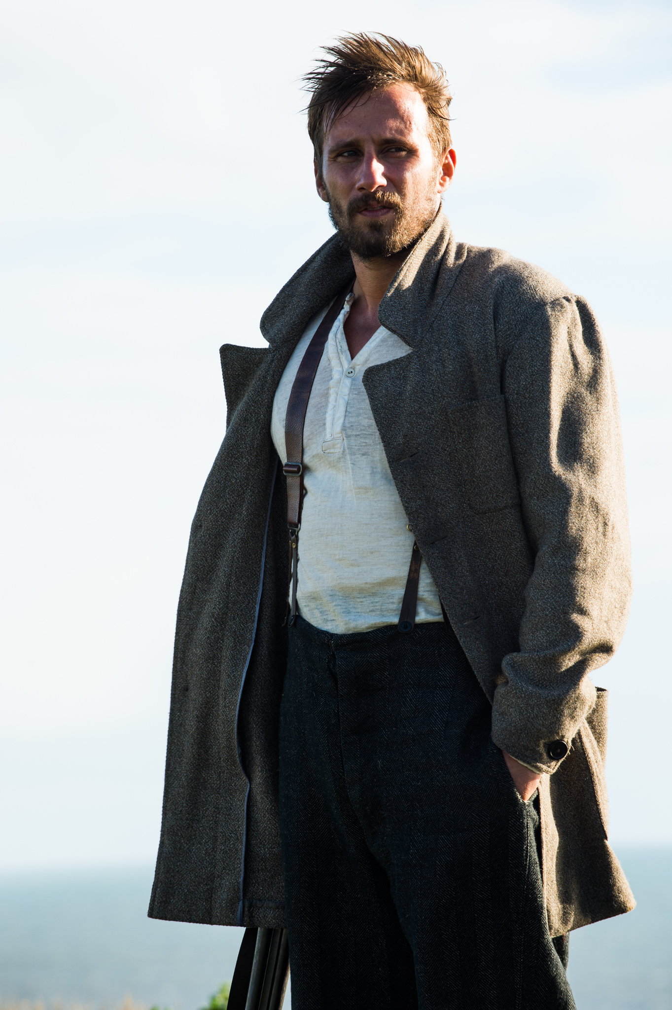 Matthias Schoenaerts in Far from the Madding Crowd (2015)