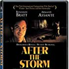 Mili Avital and Benjamin Bratt in After the Storm (2001)