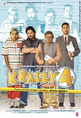 Krazzy 4 Hindi online movie watch free