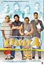 Krazzy 4 (2008) Poster