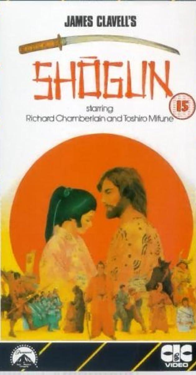 Shogun Tv Movie 1980 Imdb