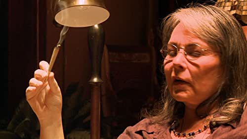 Comedian Roseanne Barr embarks on the most off-the-rails presidential campaign in U.S. history. What begins as a political journey becomes a raw and revealing portrait of a comedic icon.