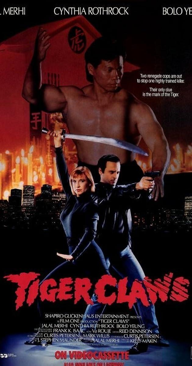 Tiger Claws (1991) - IMDb