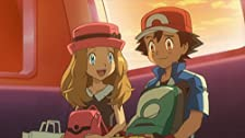 Satoshi and Serena's First Date!? The Tree of Promises and the Presents!!