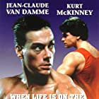 Jean-Claude Van Damme in No Retreat, No Surrender (1985)