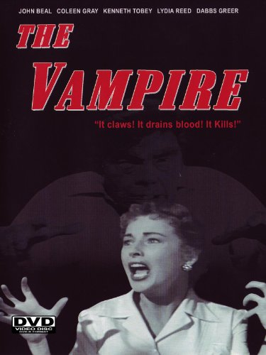 Coleen Gray in The Vampire (1957)
