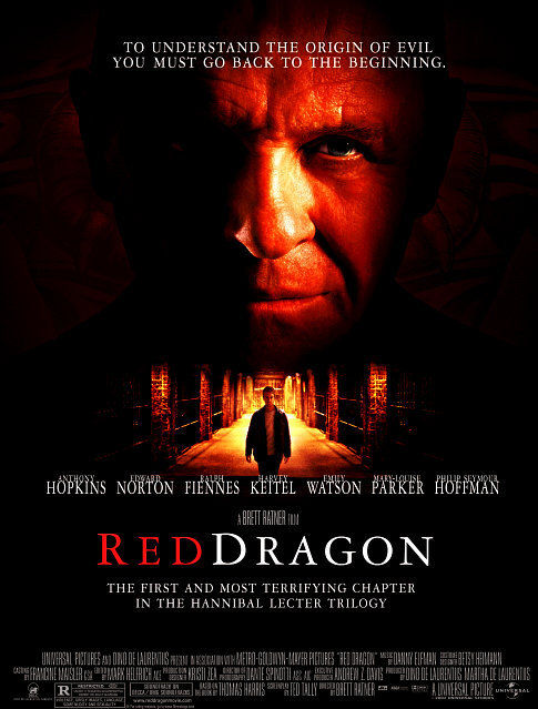 RAUDONASIS DRAKONAS (2002) / RED DRAGON