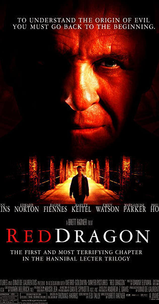 Red Dragon 2002 Imdb