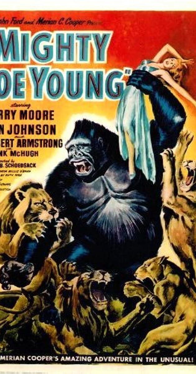 Mighty Joe Young (1949) Blu-ray Review - DoBlu.com  Mighty Joe Young