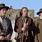 Jason Patric, Billy Bob Thornton, and Patrick Wilson in The Alamo (2004)