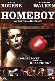 Homeboy (1988) Poster - Movie Forum, Cast, Reviews