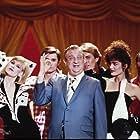 Rodney Dangerfield, Erin Murphy, and Lisa Murrell in Easy Money (1983)