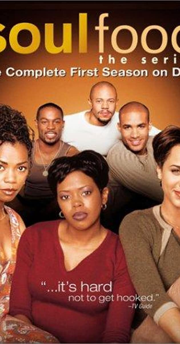 Soul Food (TV Series 2000–2004)