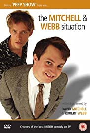 The Mitchell and Webb Situation Poster - TV Show Forum, Cast, Reviews