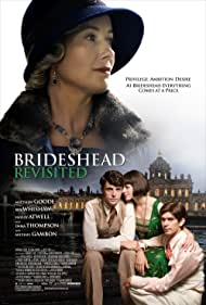 Emma Thompson, Matthew Goode, Ben Whishaw, and Hayley Atwell in Brideshead Revisited (2008)