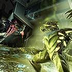 Dan Gilvezan and John Kassir in Spider-Man: Shattered Dimensions (2010)