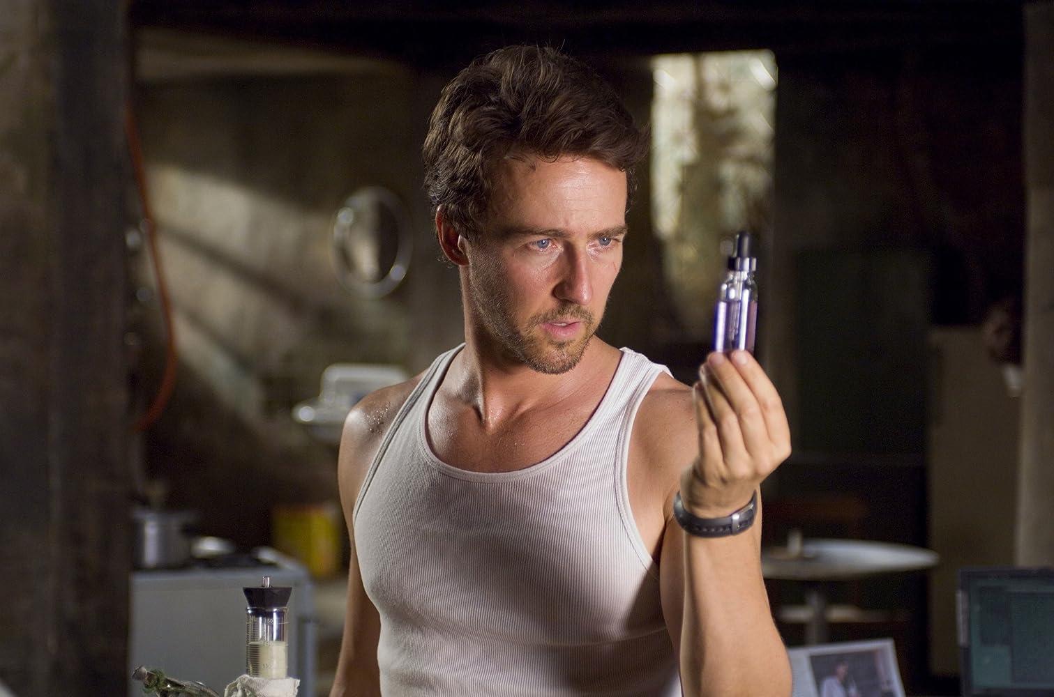 Edward Norton in The Incredible Hulk (2008)