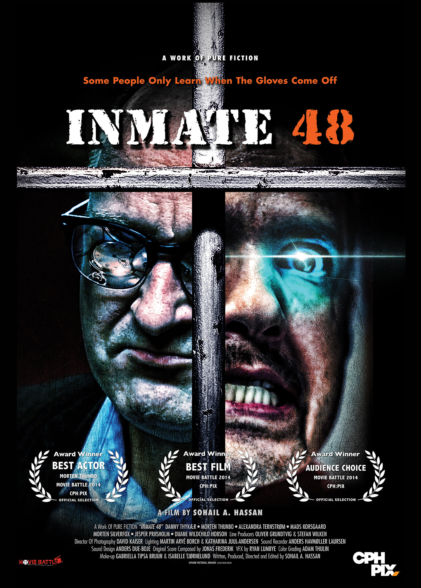 Inmate 48 on FREECABLE TV