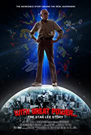With Great Power: The Stan Lee Story(2010) Poster - Movie Forum, Cast, Reviews