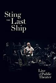 Sting: When the Last Ship Sails Poster