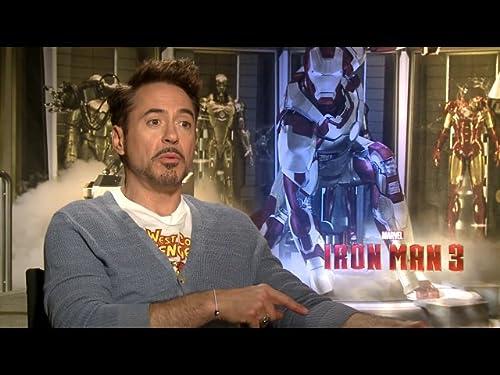 IMDb Original: Iron Man 3, Robert Downey Jr.